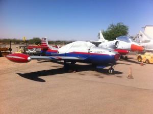 CASA Jet at KAVQ